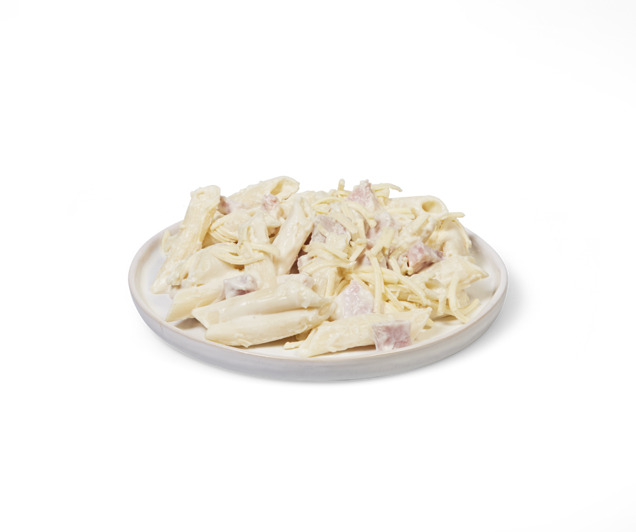 Penne jambon/fromage 450g