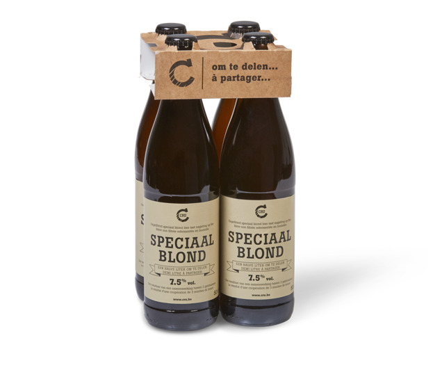 4-pack CRU Speciale Blonde