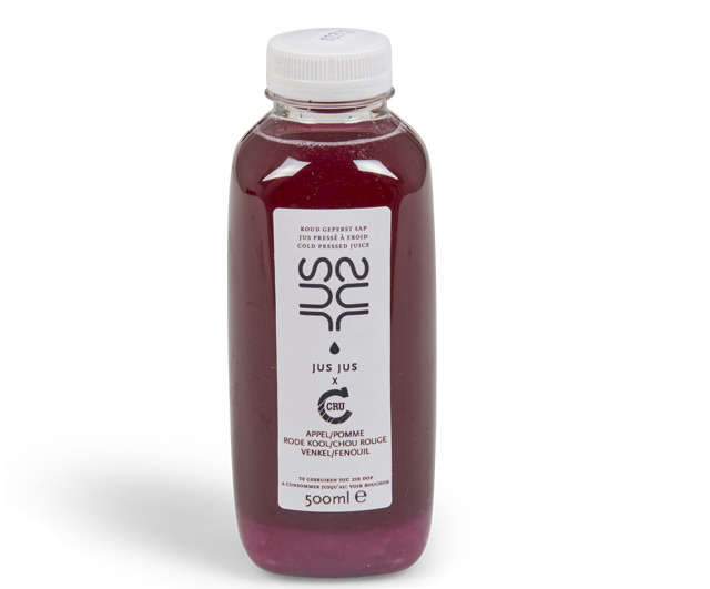 Pomme/chou rouge/fenouil 500ml