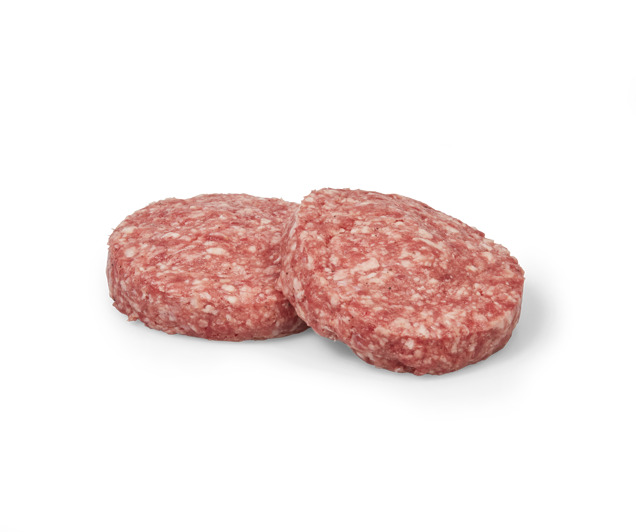 Hamburger de bœuf