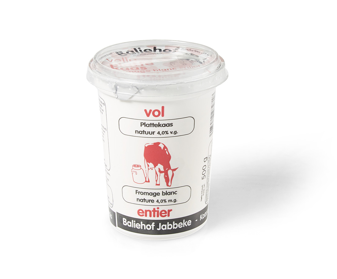 Fromage blanc entier nature 500 g