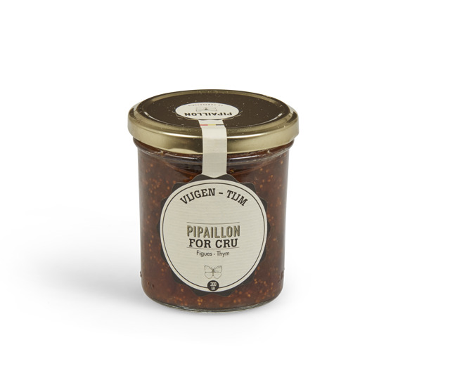 Confiture figues-thym 210g